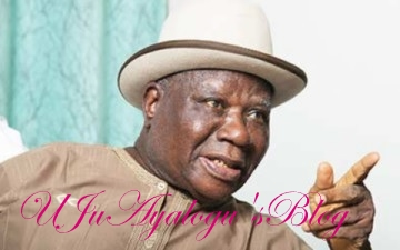 'Stop Biafra agitation now, It's nonsense' - Edwin Clark