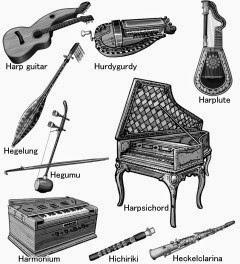 Harmonium - HurdyGurdy