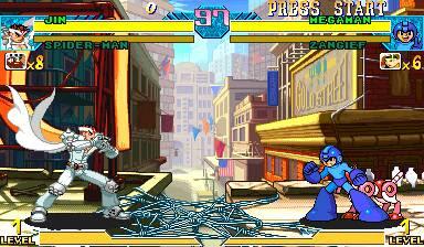 Marvel vs Capcom Mod Unlimited Money