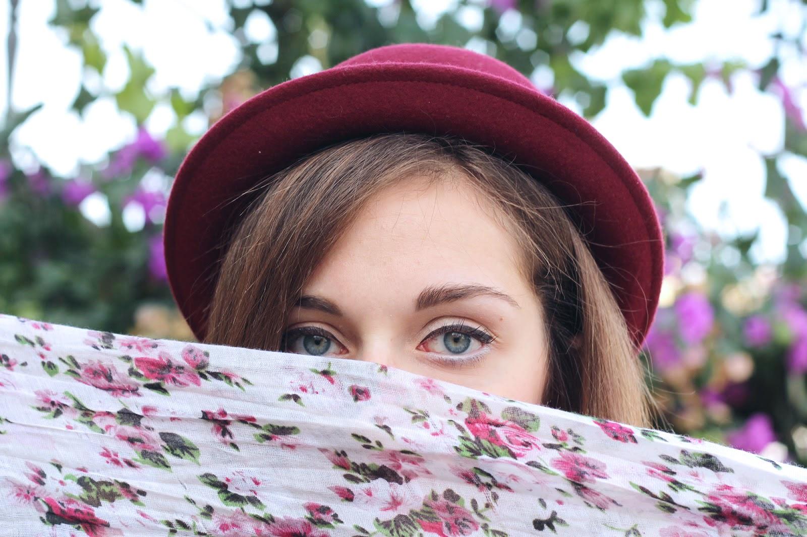 il trucco perfetto per occhi azzurri e verdi