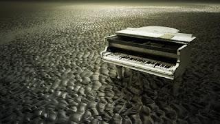 foto de piano