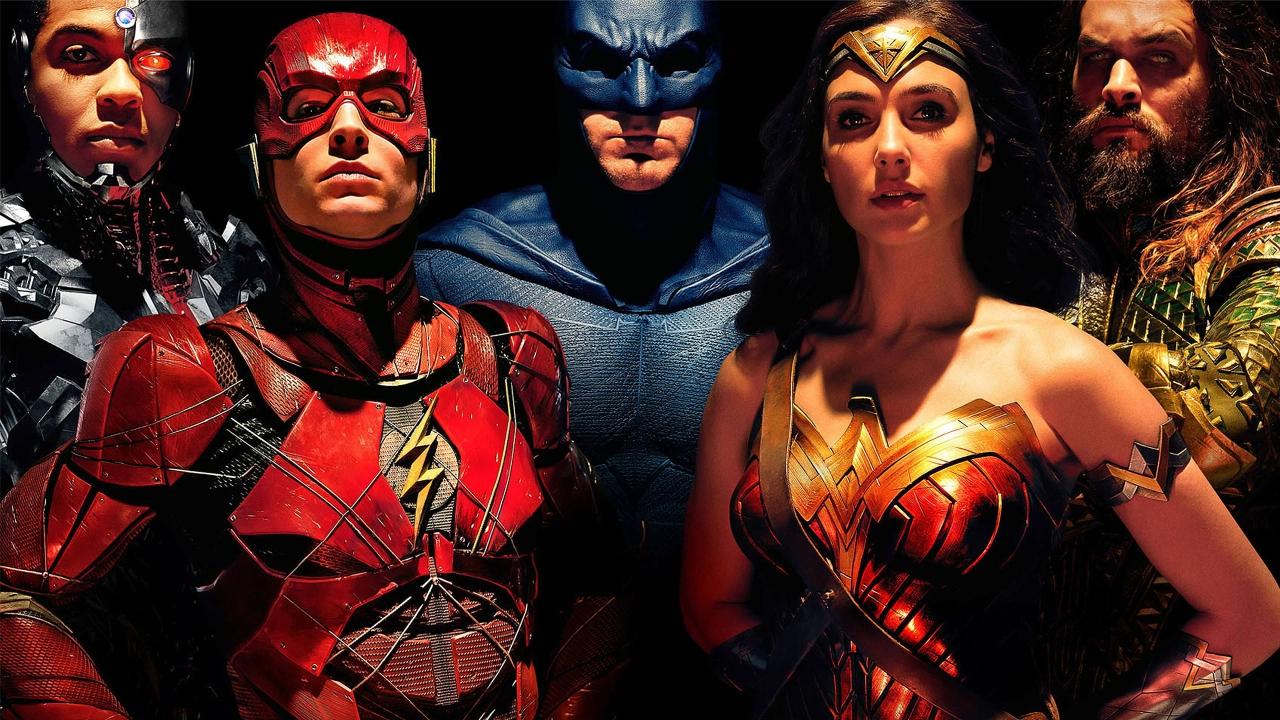 Snyder Cut: Zack Snyder divulga novas imagens