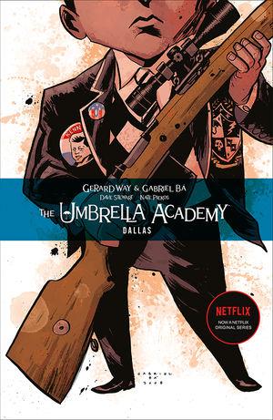 Umbrella Academy Volumen 2 dallas español