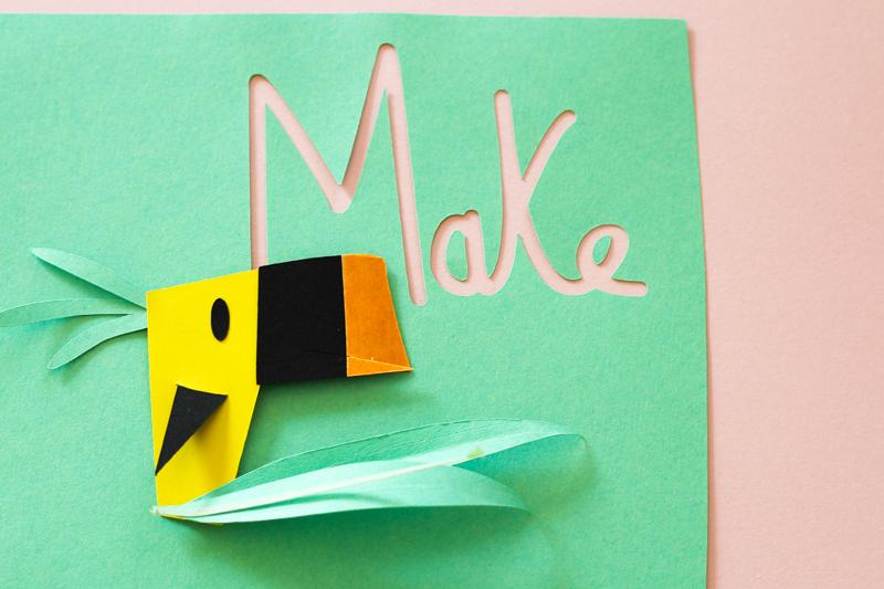 art paper cut camille epplin