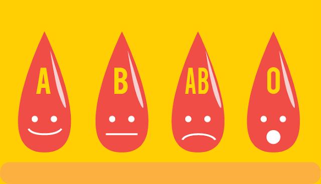Ternyata Golongan Darah O Itu Terbilang Tidak Peka, Sombong, dan Terlalu Dramatis, Ungkap Kepribadianmu Disini