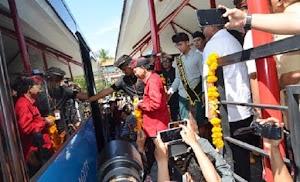 Gubernur Koster Harap Layanan Trans Sarbagita di Bandara Ngurah Rai Jadi Pilihan Wisatawan