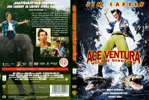Ace Ventura : When Nature Calls 1995 Bluray 720p AAC x264 - ( 750 MB
