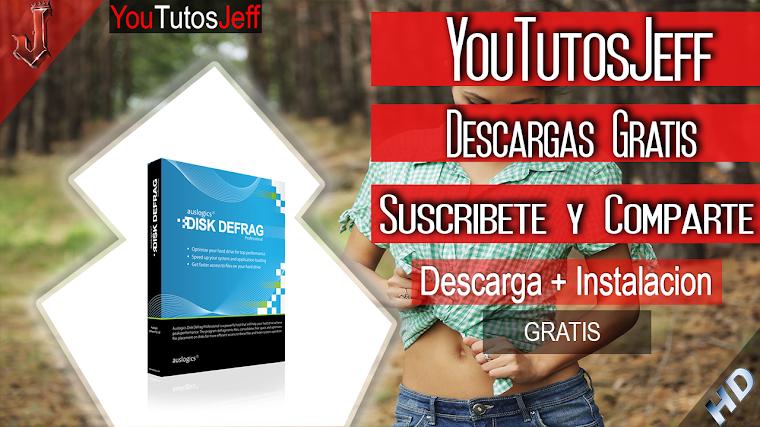 Auslogics Disk Defrag Pro 4.8.0.0 FULL ESPAÑOL