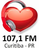 Rede do Coração FM Curitiba PR ao vivo e online para todo o mundo