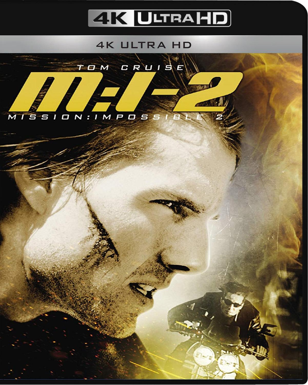 Mission: Impossible 2 [2000] [UHD] [2160p] [Latino – Castellano]