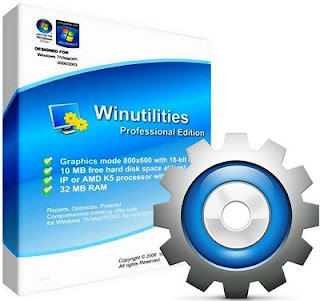 WinUtilities Pro - A collection of tools to optimize your system performance.