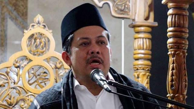 Fahri Hamzah: Densus Saja Hati-hati dengan Bendera Tauhid