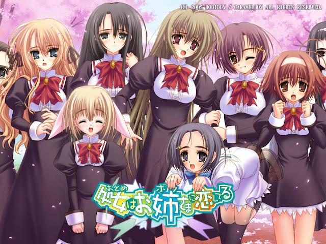 Otome wa Boku ni Koishiteru (12/12) + OVA (64MB) (HDL) (Sub Español) (Mega)