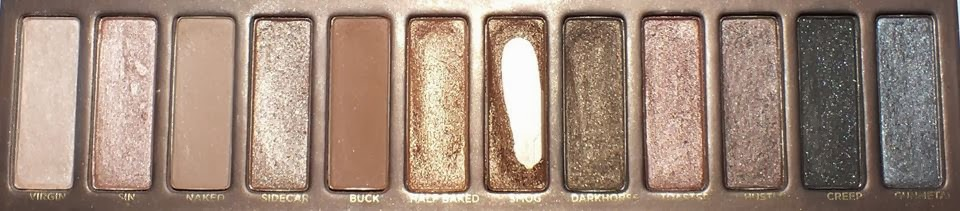 Naked Urban Decay