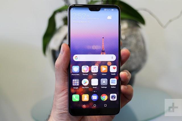 Huawei P20 RM2599  dan Huawei P20 Pro RM3299