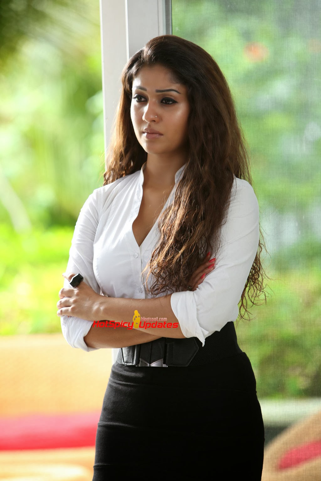 Nayanthara Latest Spicy Hot Stills From Aarambam Movie -2480