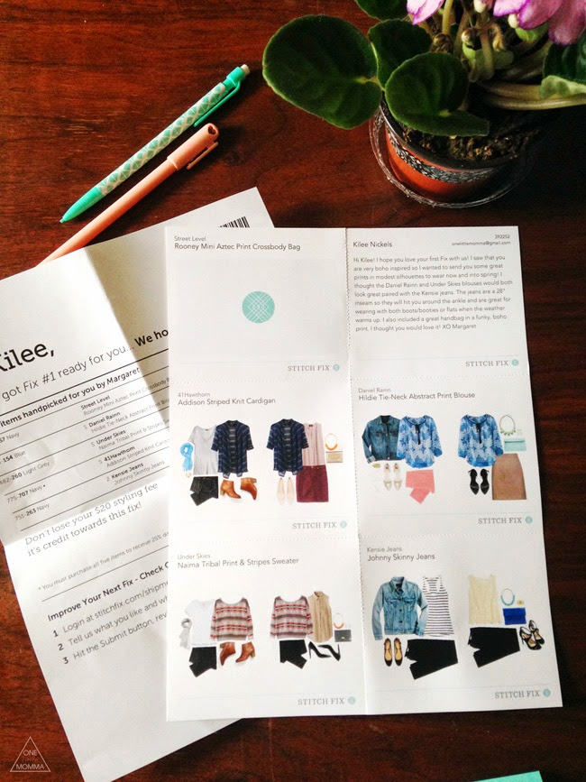 Stitch Fix Review- How this fun styling service works and worked for me!