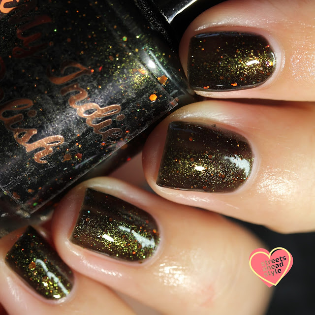 My Indie Polish Create Your Own Spark swatch by Streets Ahead Style