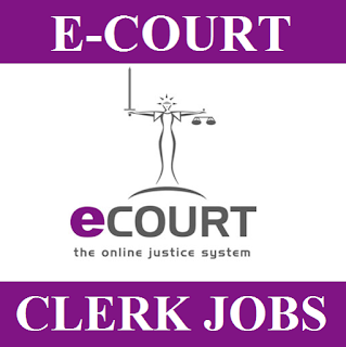Office of the District & Sessions Judge, Punjab, e- Courts, punjab e- Courts, Clerk, Graduation, freejobalert, Sarkari Naukri, Latest Jobs, e- courts logo