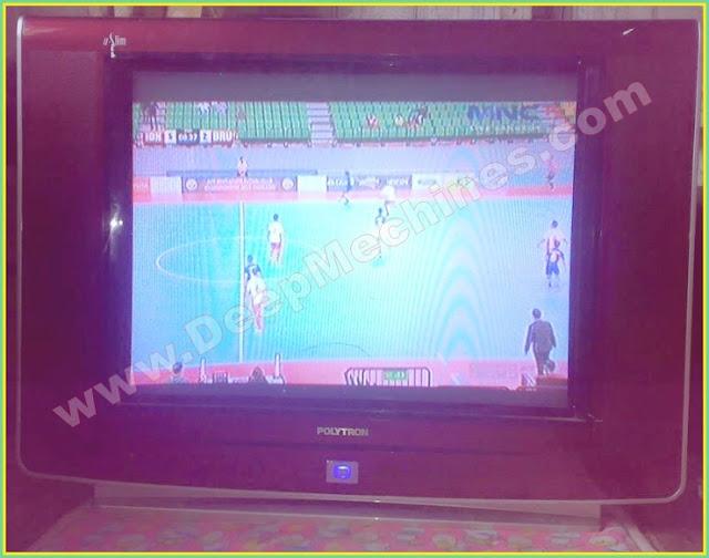 Mati Total/Standby, Lampu Indikator Berkedip Cepat - TV Polytron 29-Inch U-Slim (PS 30UV26RA)