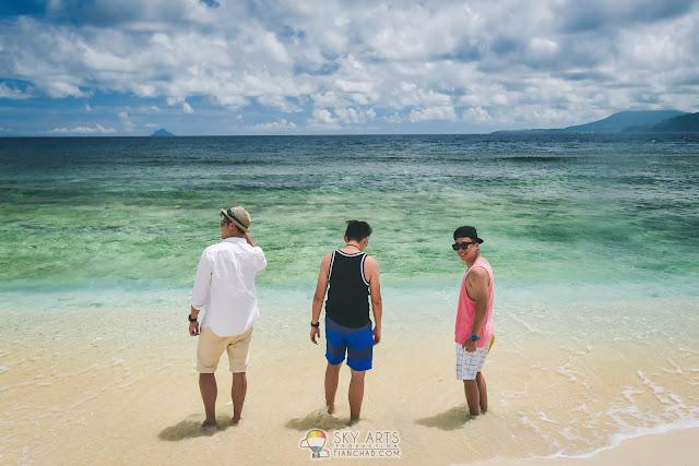 MORONG BEACH AT SABTANG ISLAND BATANES