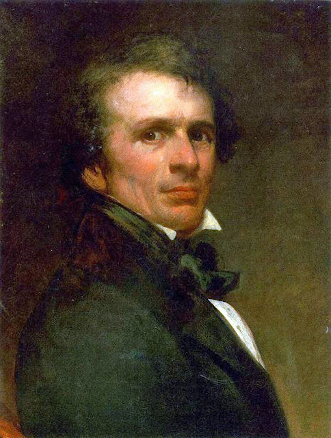 Francis Alexander, Self Portrait, Portraits of Painters, Fine arts