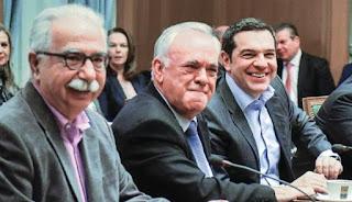 Αλλοιώνει και αλώνει το κράτος ο ΣΥΡΙΖΑ!