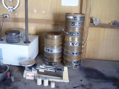 Laboratorio mecánica de suelos