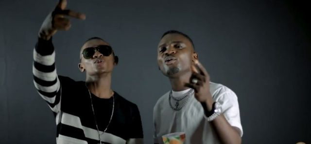 Stino Ft Beka Flavour - Shikamoo Pesa Video