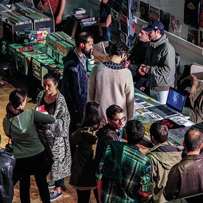 Vodafone Mexefest - Mercado de Música Independente