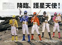 Power Rangers Megaforce Characters