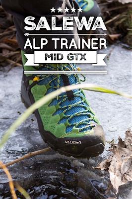 Gear of the Week #GOTW KW 04 | Salewa Alp Trainer Mid GTX | Allround-Wanderschuhe | Guter Bergschuh für jedes Terrain