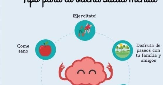 consejos para una buena salud mental