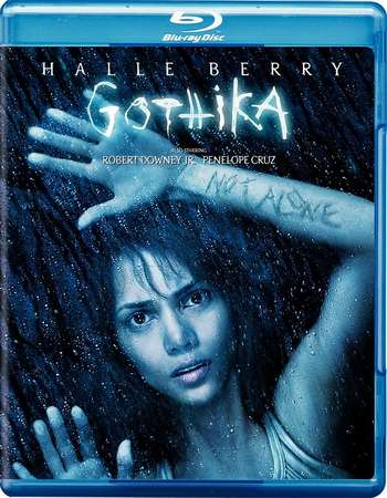 Poster Of Gothika 2003 Dual Audio 720p BRRip [Hindi - English] ESubs Free Download Watch Online