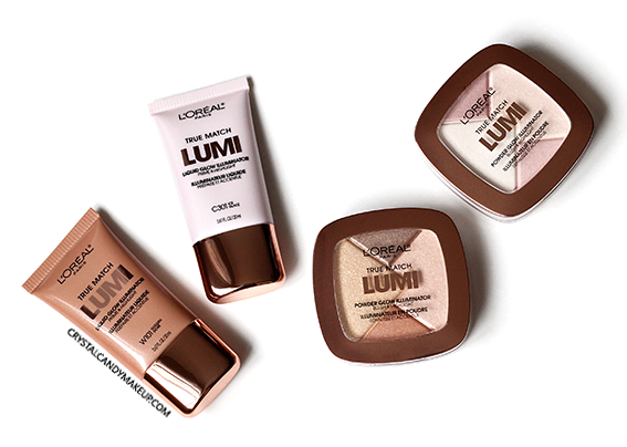 L'Oréal True Match Lumi Liquid Powder Glow Illuminators Review