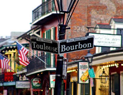 Bourbon st, NOLA, new orleans, Beachbody, travel,