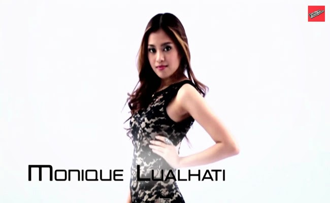 Team Sarah: Watch Monique Lualhati Performance and Story The Voice of the Philippines Season 2 February 15, 2015
