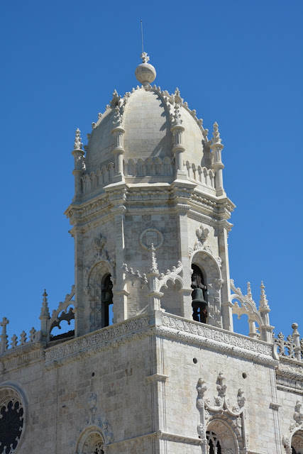 Jeronimos Monastery Lisbon dome