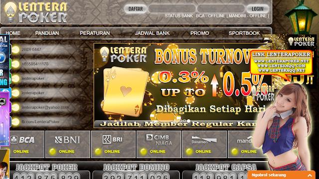 lentera poker