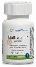 multivitamin herbalife