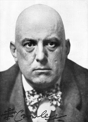 Magician and Thelemite, Aleister Crowley