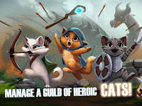 Castle Cats Mod Apk v1.2.9.4 (Unlimited Gold) Terbaru