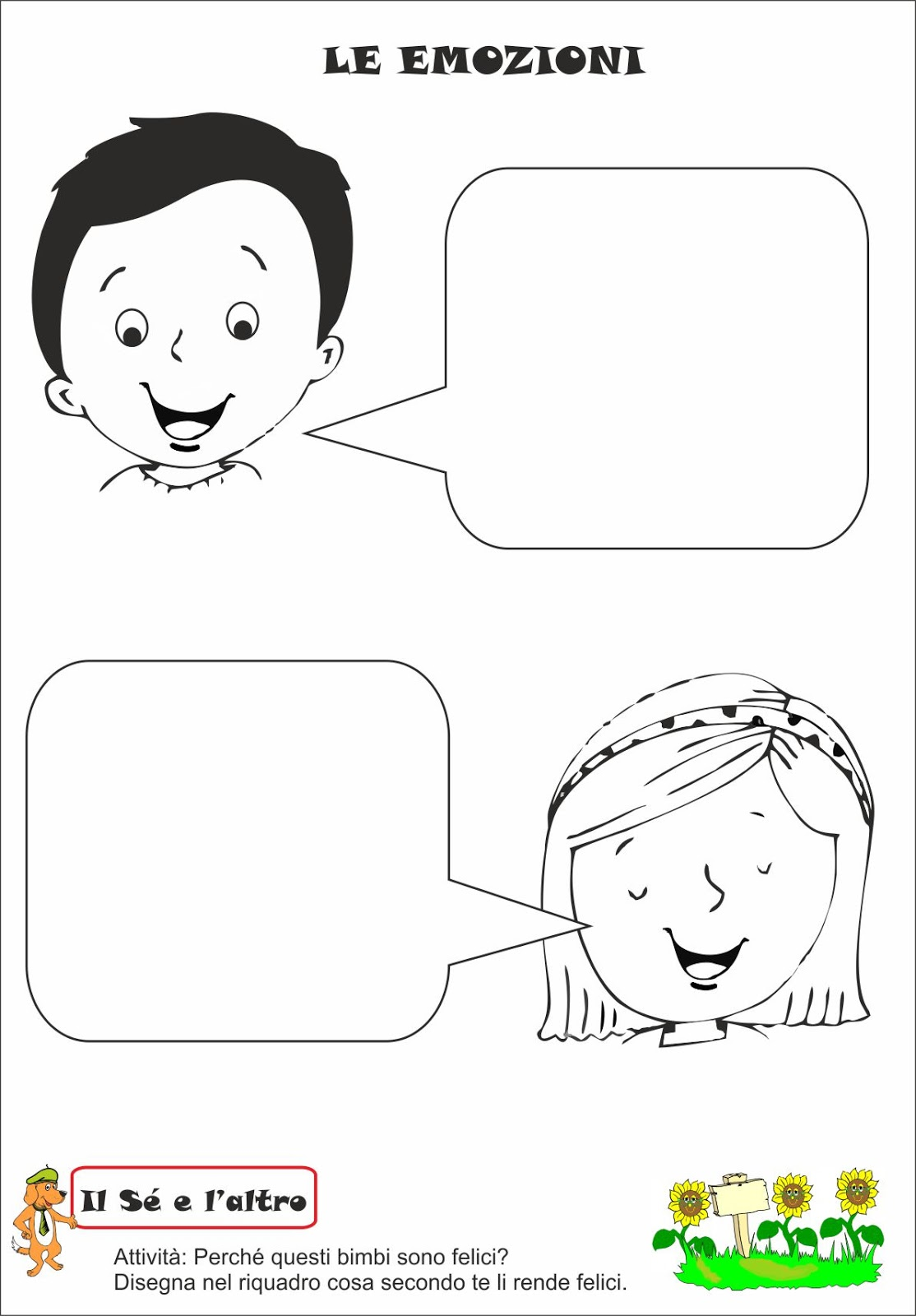 Amato A Scuola con Poldo: Le Emozioni RA28