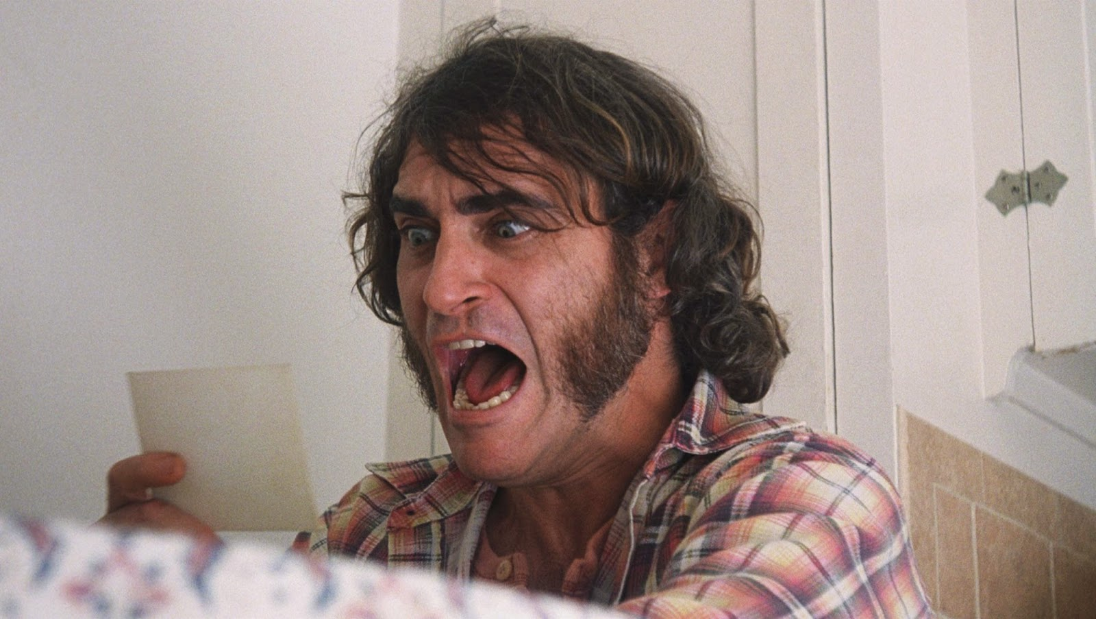 Inherent Vice Movie Review Joaquin Phoenix