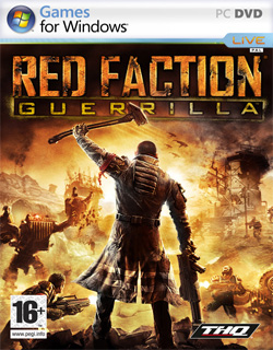 تحميل لعبة Red Faction Guerrilla