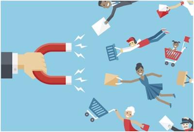 Thu hút thật nhiều khách hàng đến với website kinh doanh online của bạn
