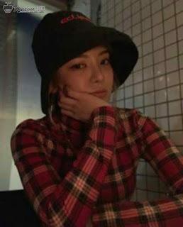 Foto Cute dan Imut Hyoyeon SNSD Pakai Topi