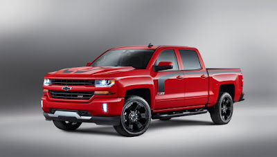 Chevrolet Silverado Revealed the Special Rally Edition