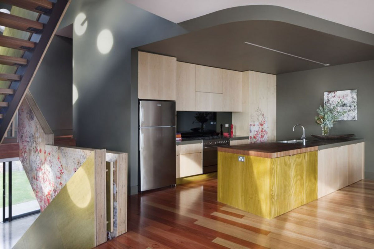 Interior ideas to make a morden kitchen in your apartment for Latest home interior design