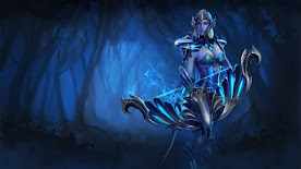 Drow Ranger DOTA 2 Wallpaper, Fondo, Loading Screen